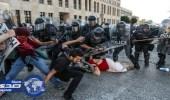 بالصور.. الشرطة الأمريكية تمارس السحل والعنف على متظاهرين