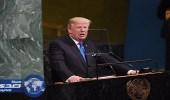 ترامب: إيران عززت ديكتاتوية الأسد وقادت للحرب في اليمن