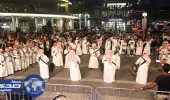 خريطة احتفالات دبي باليوم الوطني السعودي