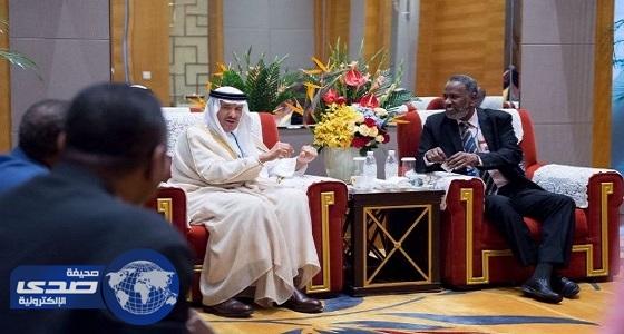 الأمير سلطان بن سلمان يلتقي وزراء سياحة 6 دول عربية