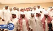 بالصور.. صحة مكة تحتفل بأبطال موسم الحج