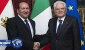 إيطاليا: ننسق مع مصر في ليبيا لضمان أمن المتوسط