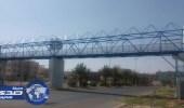 بالصور.. 3 جسور جديدة للمشاة بالطائف