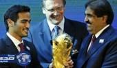 مطالب بسحب تنظيم كأس العالم من قطر