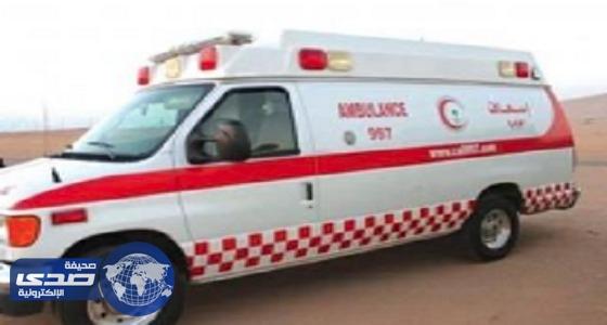 مصرع 4 أشخاص وإصابة 7 آخرين في حادث تصادم بنجران