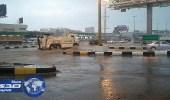 الإنذار المبكر يحذر أهالي خميس مشيط من سقوط الأمطار
