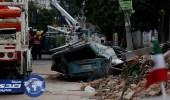 مصرع 119 شخصا إثر زلزال قوي ضرب المكسيك