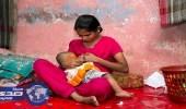 39% من الأمهات بالهند يبدأن الرضاعة الطبيعية في الساعة الأولى بعد الولادة