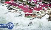 جهود دولية لمساعدة المتضررين من إعصار إرما