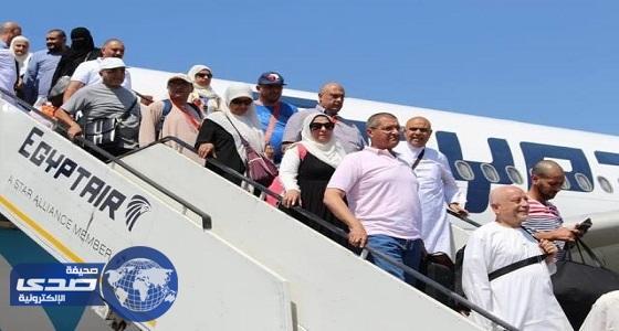مصر للطيران تنظم 24 رحلة لعودة 5784 حاجا من المملكة
