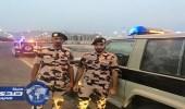 دوريات المجاهدين بمكة تضبط 411 شخصًا خلال 25 يوماً