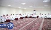 بالصور.. مدير تعليم الرياض يؤكد على البداية الجادة للعام الدراسي