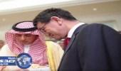 بالفيديو.. وزير الخارجية الياباني يشبه الإسطرلاب الإسلامي بالآيفون.. والجبير يرد
