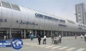 مطار القاهرة يستقبل 798 حاجا فلسطينيا