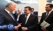 سفيرنا بإنجلترا يلتقي مسؤولين بريطانيين في معرض الأمن الدولي