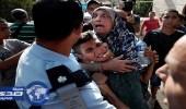 الاحتلال الإسرائيلي يعتقل طفلا فلسطينيا رفض إخلاء منزله (صور)