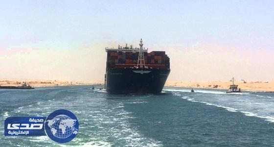 عبور 65 سفينة لقناة السويس المصرية بحمولات 4 ملايين و 300 ألف طن