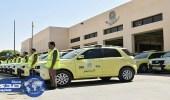 بالصور.. مدني الرياض ينفذ حملة للسلامة على المباني العالية