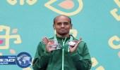 """العداء السعودي محمد شاوين يحقق فضية في """" الألعاب الآسيوية """""""