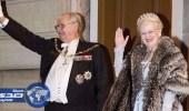 """زوج ملكة الدنمارك يعاني من """" العته """""""