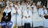 عودة 6500 حاج مصري على 26 طائرة اليوم