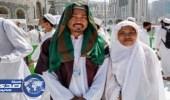 حاج سعودي يعيد حقيبة استبدلت مع إندونيسي ويهديه ملابس ونسخا من القرآن
