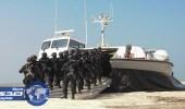 """بالصور.. حرس الحدود يستعد لبدء تنفيذ التمرين البحري المشترك """" خليج السلام ٦ """""""