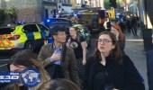بالفيديو والصور.. انفجار في محطة مترو غرب لندن