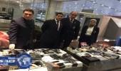 مطار القاهرة يحبط تهريب أدوات تجميل بنصف مليون جنيه من المملكة