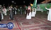 تكريم أبناء الشهداء بضباء في اليوم الوطني