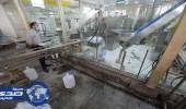 بالصور.. إغلاق مصنع مياه في الرياض لمخالفته المواصفات والاشتراطات الصحية