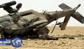 سقوط مروحية عسكرية إيرانية في أرومية