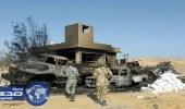 مقتل 18 فرد أمن  بهجوم مسلح في العريش المصرية
