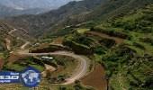 برنامج احتفال في جبال الداير بني مالك