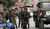 النظام السوري يداهم مخيمات الفلسطينيين بريف حمص ويعتقل عدداً منهم