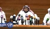 بالفيديو.. تركي آل الشيخ يوبخ صحفيا في مؤتمر هيئة الرياضة
