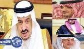 أمير الرياض يهنئ أمير مكة ونائبه وسمو وزير الداخلية على نجاح موسم الحج