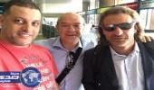 كارينيو يصل الرياض لتوقيع عقد تدريب الشباب