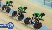 """منتخب الدراجات يتأهل للدور الثاني في سباق """" ضد الساعة """" بدورة الألعاب الآسيوية"""