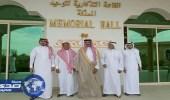 الأمير سلطان بن سلمان يزور مركز آل زلفة الثقافي والحضاري