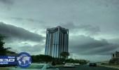 """"""" مدني الطائف """" يحذر من سحب ممطرة ورياح"""