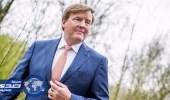 """تعليق ملك هولندا على إعصار """" إرما """""""