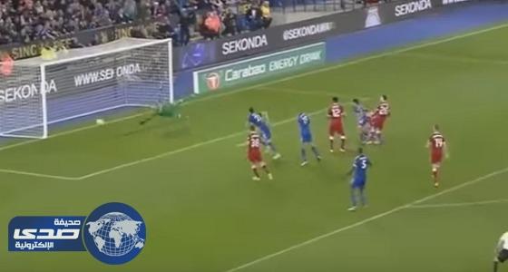 بالفيديو.. ليستر سيتي يتغلب على ليفربول في كأس المحترفين الإنجليزي
