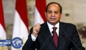 الرئيس المصري عن قطر: حان وقت التصدي لداعمي الإرهاب