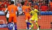هولندا تنتزع آمال التأهل لمونديال روسيا بثلاثية في شباك بلغاريا