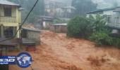 إنقاذ 102 من الأمهات الحوامل في الفيضانات بالهند
