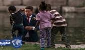 عريس يترك حفل زفافه لإنقاذ طفلًا من الغرق