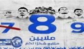 الهلال يتخطى 8 ملايين متابع عبر تويتر