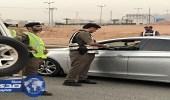 بالصور.. الجهات الأمنية بالمخواه تكثف تواجدها في ارجاء المحافظة خلال اليوم الوطني