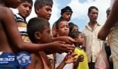 """"""" اليونيسف """" تنشىء مراكز لتعليم أطفال الروهينجا"""